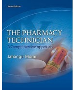 The Pharmacy Technician by Jahangir Moini - $8.04