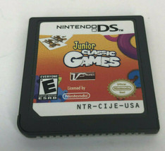 Junior Classic Games 30 Games Nintendo DS, 2009 NDS - $6.79