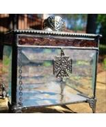 Haunted Santum De Ignis ring & custom spirit binding chest rare explosiv... - $888.88