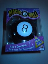 Magic 8 Ball Fortune Teller Novelty Toy Ask A Question 20 Possible Answers - $12.82