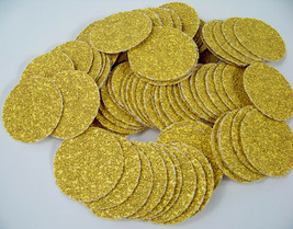 """100pc 2 """" Psa Stick On Sandpaper Disc 36 Grit A/O Gold Line Made In Usa P36E Inch - $4.00"""