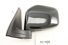 New Oem Power Door Mirror Mitsubishi Pajero Io Pinin TR4 Black Lh Nice - $49.50