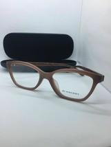 New Authentic Burberry B 2221 3575 Brown Eyeglasses Frames B2221 51-17 Fast Ship - $34.44