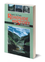 Roadside History of Colorado - $13.95