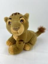 "Vintage Disney Store Lion King 1994 Plush 8"" Tall Simba Cub Rare Stuffed Animal  - $18.80"