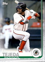 Anderson Tejeda 2019 Topps Pro Debut Card #20 - $0.99