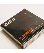 Vivitar T-adapter 211890 for Minolta Maxxum M/MX. New, open box.   UPC 0... - $10.00