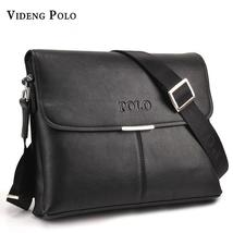 Pu Leather Men Messenger Bags classic Cross body - $29.99+
