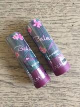 2 x Almay Lipstick Lip Vibes Lipstick  Shade:  #280 BELIEVE - Sealed Lot of 2 - $10.99