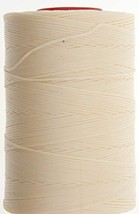 1.2mm Cream Ritza 25 Tiger Wax Thread For Hand Sewing. 25 - 125m length (25m) - $4.94