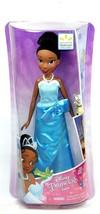Disney Princess, Royal Shimmer, Tiana Exclusive Doll [Blue Dress] - $15.83