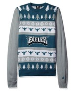 NWT Philadelphia Eagles Ugly Christmas Sweater L LG Large Men's Team Swe... - $46.74
