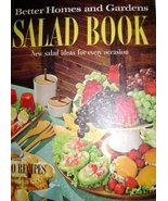 Better Homes and Gardens Salad Book [Hardcover] N/A - $3.71