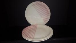 """Vintage Churchill """"Pink Shades"""" Dinner Plates - $10.45"""