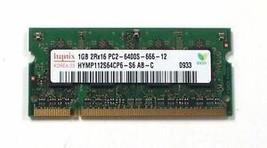 Hynix + Elpida other brands PC2-6400s-666 (4 x 1GB) DIMM DDR2 laptop Mem... - $31.68