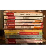Roald Dahl Book Lot of 13 Matilda Charlie & The Chocolate Factory Going ... - $29.70