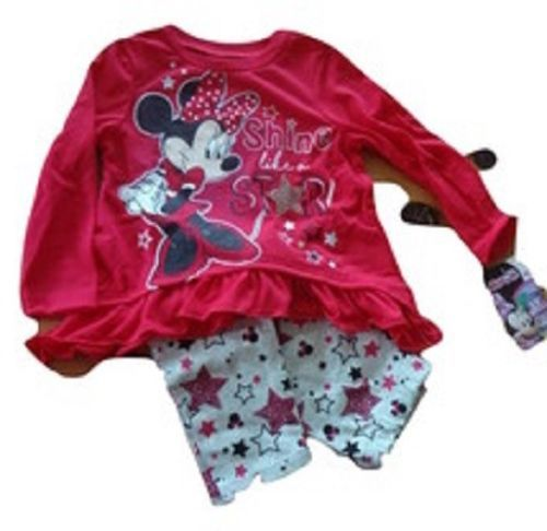 Disney cute little Minnie Mouse ensemble 2 pièces NWT