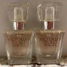 VICTORIA'S SECRET Angel Mini Travel PARFUM Perfume Spray .25oz ea NEW x2 - $24.70