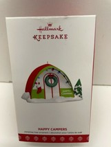 HAPPY CAMPERS~2017 HALLMARK ORNAMENT - $12.82