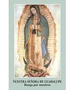 Oración a Nuestra Señora de Guadalupe: Spanish Prayercard (Pack of 100) - $12.95