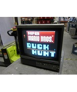 "Sony Trinitron PVM-1900 19"" Retro Gaming Color CRT Monitor Defective AS-IS - $160.65"