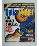 Guitar Player Magazine December 2014 - Low Budget Electrics - $6.92