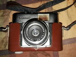 Vintage Voigtlander Vito B 35mm Camera with original case - $32.73
