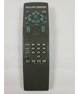 Original Philips Magnavox UR614 TV VCR Remote 54VP32 6P4615 6P4615W1 6P4... - $9.79