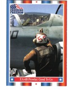 Enduring Freedom Picture Card #83 EA-6B Prowler Aircraft Good To Go Topp... - $0.94