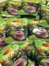 Gold Choice Instant Premix Cappuccino White Coffee 10 Sachets x 25 g - $12.86