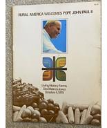 Rural America Welcomes Pope John Paul II - $4.90