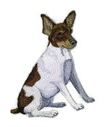 Amazing Custom Dog Portraits[Toy Fox Terrier] Embroidered Iron On/Sew pa... - $9.89
