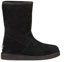 Ugg pierce women winter warm boots NIB, black, sz 5 - $85.13