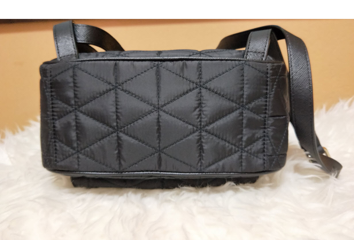 12990e30608b Kate Spade Wilson Road Small Bradley nylon Backpack Laptop quilted handbag  NWT