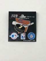 NHL Phoenix Arizona Coyotes VTG Logo Pin Keith Tkachuk #7 Puck New NOS image 3