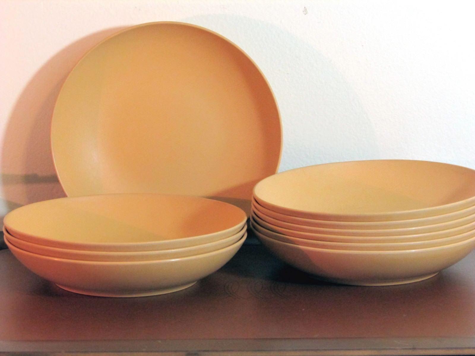 Set of 9 Matching Oneida OD Melamine Bowls and 50 similar items