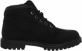 Timberland Men's Newmarket Camp Chukka Boot Size 9.5 Color Black on Black - $116.86