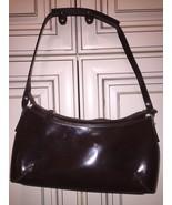 Women's $280 FRANCESCO BIASIA Choco-Brown Italian Leather Rectang Should... - $55.00