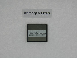 MEM-7201-FLD256 256MB Compact Flash Memory for Cisco 7200 Router