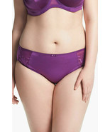 Auction ~ Elomi Caitlyn 8035 Purple in Plus Size 4XL NWT - $11.95