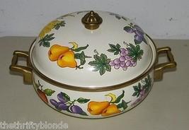 Tabletops unlimited Essence serving dish casserole 4 Quart Round 16197 - $29.52
