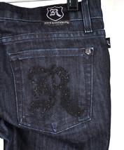 Rock & Republic Kasandra Primal Coal Blue Jeans 26 USA 001952 Womens - $34.48