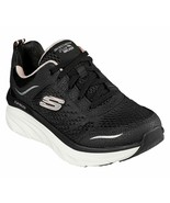 Skechers Walker Black Shoes Women Sport Comfort Memory Foam Soft Cushion... - $49.99