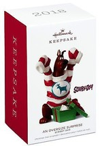 Hallmark: An Oversize Surprise - Scoby-Doo - Keepsake Ornament 2018 - $15.51