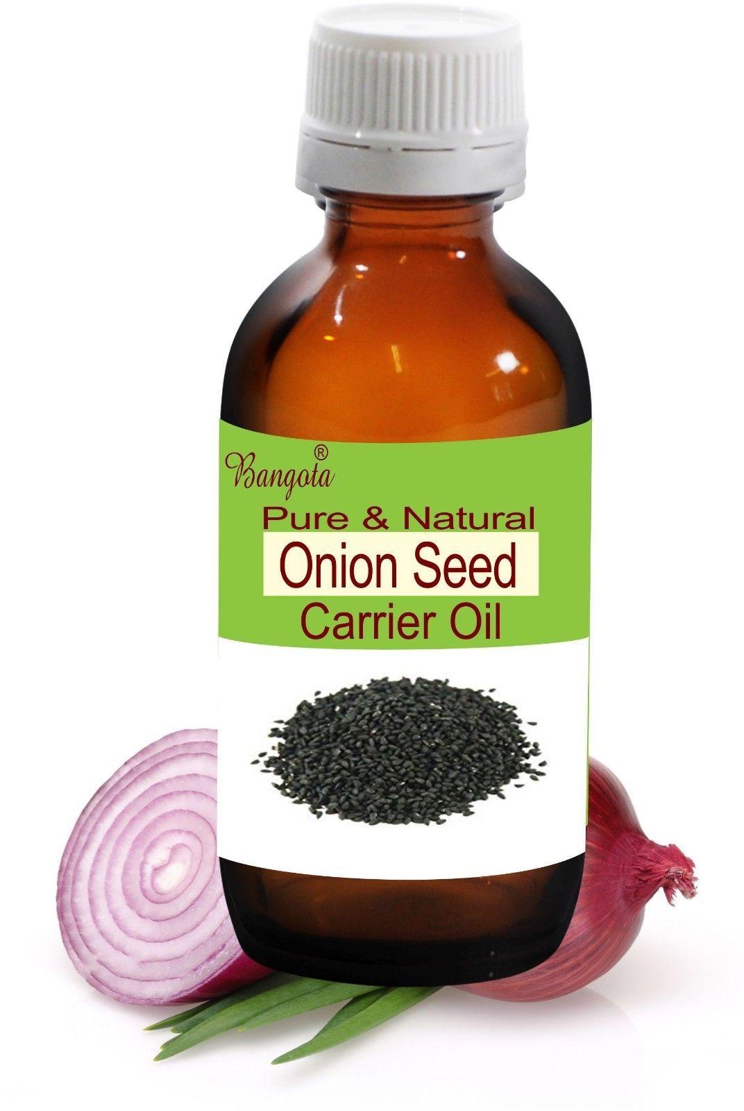 Onion Seed Oil-Pure & Natural Carrier Oil- 10 ml Allium cepa by Bangota