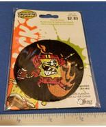 Spongebob Squarepants Craft Notion Nickelodeon Football IronOn Offray Ni... - $2.84