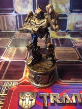 Transformers Chess Set Autobot Knight Gold Replacement Piece Toy Game NEW - $7.91