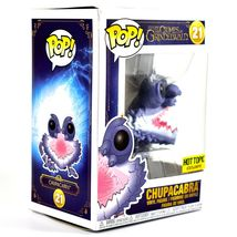 Funko Pop Fantastic Beasts Crimes Grindelwald Chupacabra 21 Hot Topic Exclusive image 5