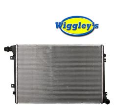 RADIATOR VW3010148  FOR 05 06 07 08 09 10 VOLKSWAGEN JETTA 1.9L DIESEL SEAT 2.0L image 1