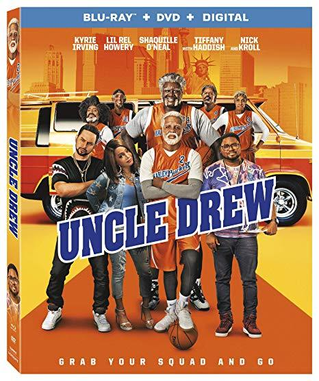 Uncle Drew (Blu-ray + DVD + Digital)